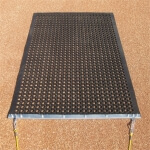 ERASER MAT DRAG - 3' x 5' WITH TOW ROPE  23 LBS - R05480