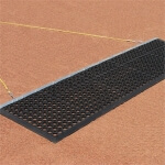 ERASER DRAG MAT - 6.5' x 2' WITH TOW ROPE  22 LBS - R05535
