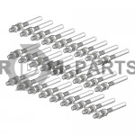 Kit - rake teeth - R13-090-K
