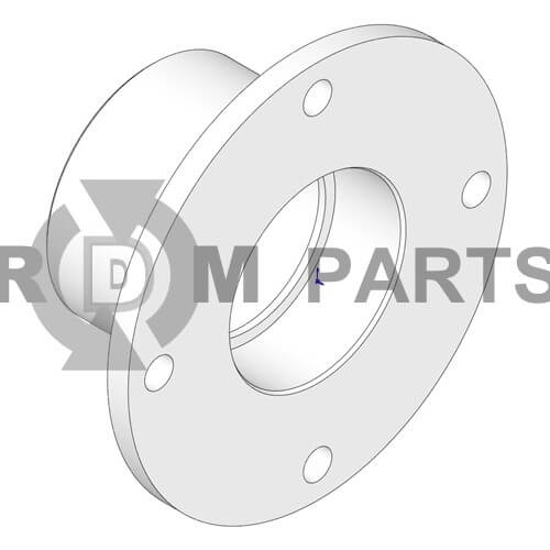 BEARING HOUSING - DIFFERENTIAL - R220319