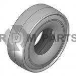 Tire - 10X3.50-4 (8 ply) pneu - R93-4243