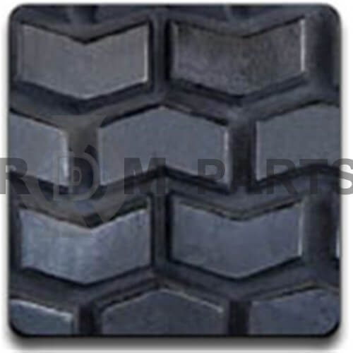 Tire - 16x6.50-8 (2 Ply) Carlisle Turf Saver - RCT5110951