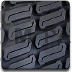 Tire - 16x6.50-8 (4 Ply) Carlisle Turf Master - RCT5114011
