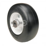 8X300X4 SOLID WHEEL ASSEMBLY - RDM-5715-3