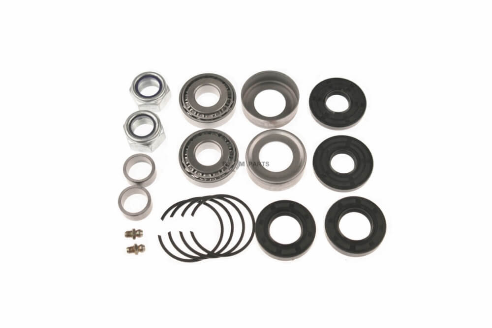 Kit for roller Toro Hayter 876006 - roller 876078 - not OEM - RDM-876078