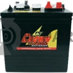 Battery 12V fits for Trojan T1275 - RDM-GCCR150
