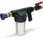 "Liquidpro Applicator Gun - Rainpro Nozzle - 1"" Inlet x in Mht x 3/4"" Fht - RG252"