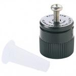 Rain Bird Adjustable Full-Circle Bubbler - RGA16001