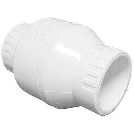 3/4 PVC UTILITY SPRNG CHECK VLV THD - RGS158007F