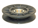 """pulley idler v 7/8""""x 4"""" vip4000-4.316 composite - RO-10134"""