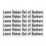 Sticker - Bunker Hark - RP965-2