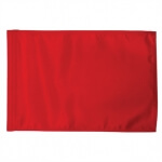 GOLF FLAG - Rood - RPF41101RD