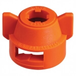 TeeJet Cap - 25596-3 Red, 20 Bar - RTJ25596-3-NYR