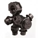 TeeJet Nozzle Body - 3 Outlet  1 - RTJQJ363C-1000-2-NYB