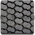 Tire - 20x10.00-10 (4 Ply) Kenda Super Turf - RTK1010-4TF-I
