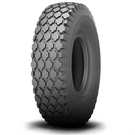 Tire - 410/350-4 (2 Ply) Kenda Stud - RTK354-2ST-I