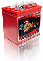 Battery US 8Volt 170 A Deep Cycle - RDM-US8VGC