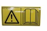 Safety label Manual - VER-900-280-402